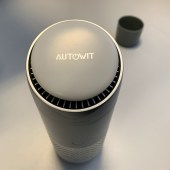 Autowit's Air Purifier Is Great for Your Car or Office