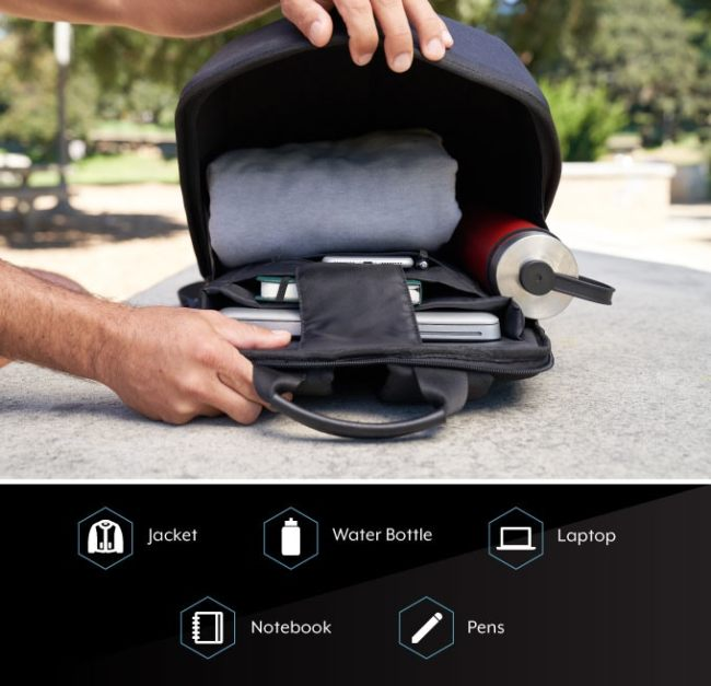 Stealth Labs Puts a Backpack on Top of Your Speakers