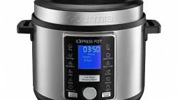 Make Room on Your Counter-Top for Gourmia's Express Pot