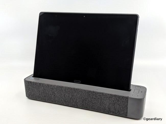 Lenovo Smart Tab P10 2-in-1 Smart Dock Review