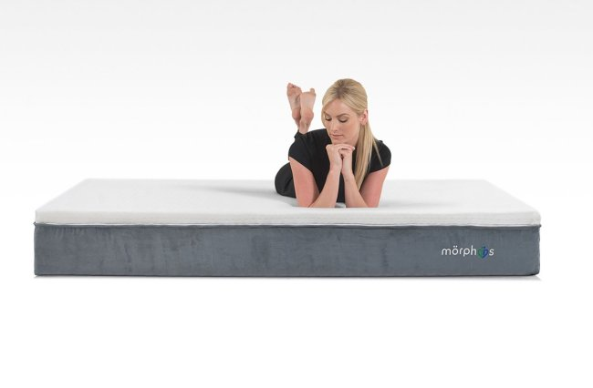 Morphiis Mattress Is a Customizable Bed in a Box