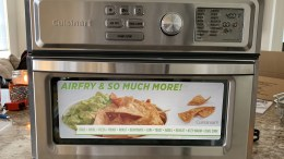 Cuisinart's Air Fryer Toaster Oven: Finger Foods Made a Bit Healthier