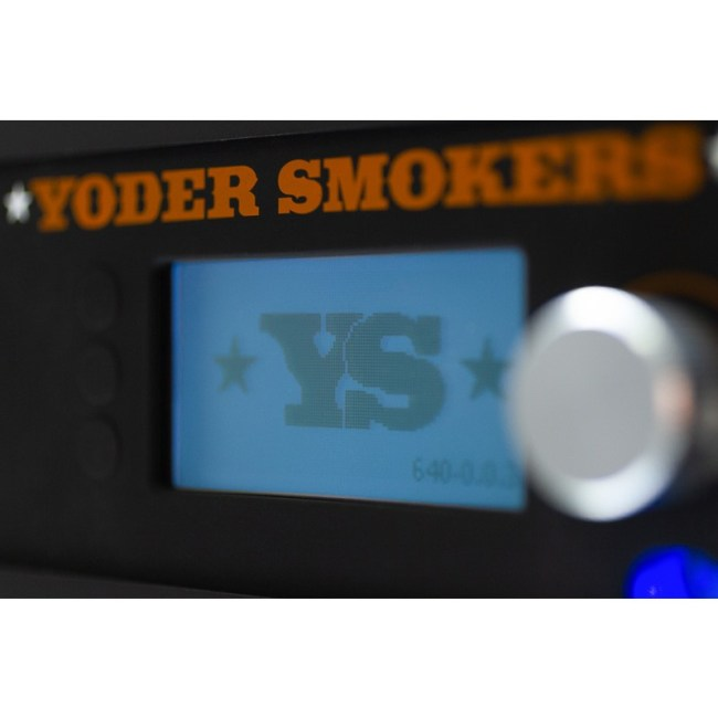 Yoder Smokers Legendary Pellet Grills Get Smart with New S Series Line