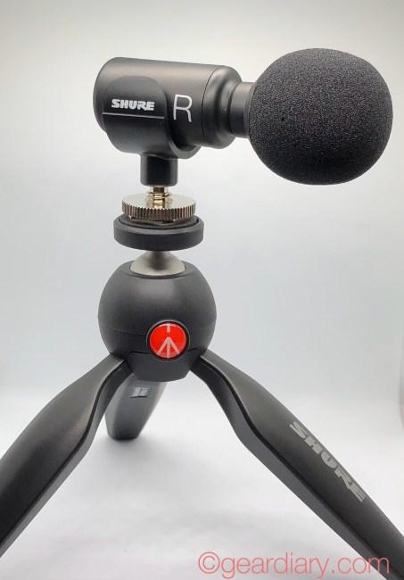 Shure MV88+ Video Kit Is Mobile Videography Bliss