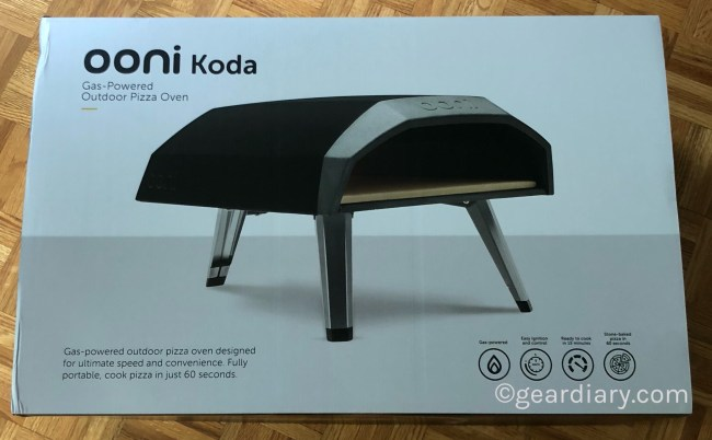 Ooni Koda Review: Delivers Gas-Powered Pizza Heaven
