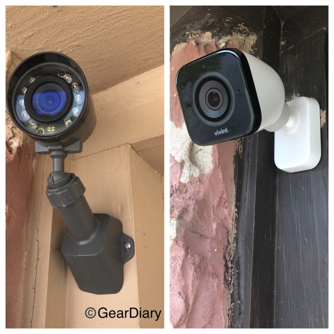 Vivint Outdoor Camera Pro Improves Protection