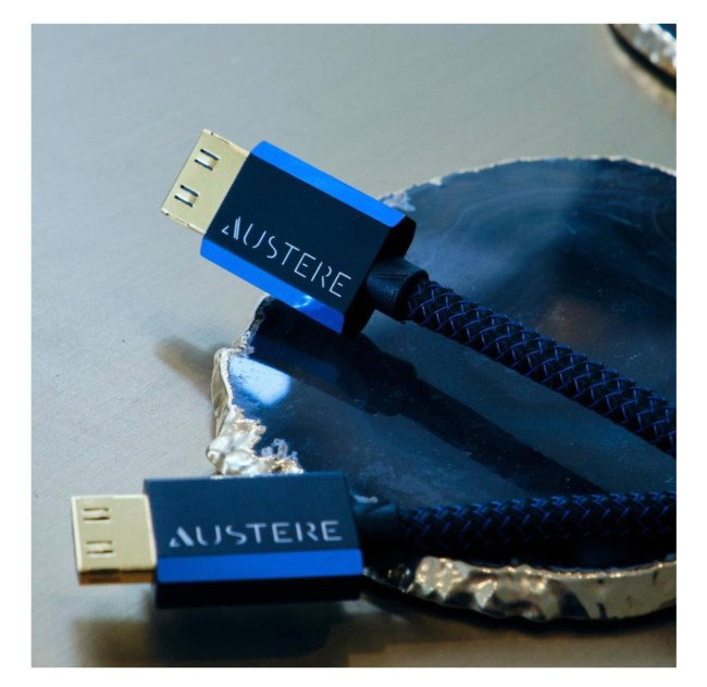Austere's Stylish A/V Accessories Are Now Available