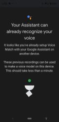 Google Home Set-Up Lenovo Smart Clock-008