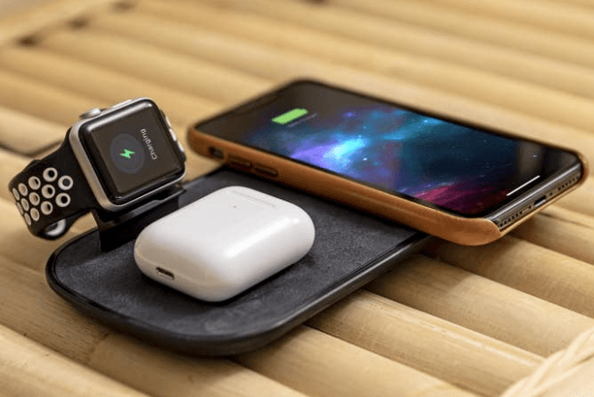 Cover Your Charging Bases with the mophie 3-in-1 Wireless Charging Pad