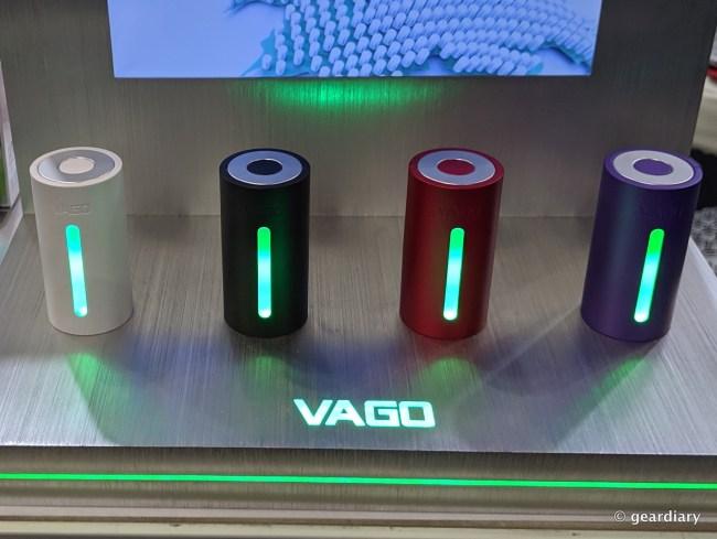 Vago Portable Compressor Makes Packing More Efficient