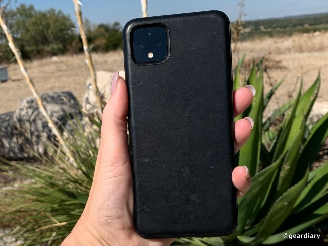 Nomad Rugged Case Gives Your Google Pixel 4 XL Leather-Wrapped Protection