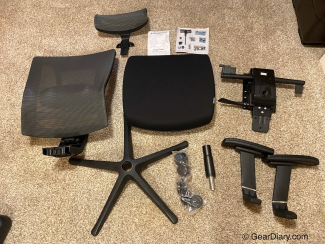 The Automonous ErgoChair 2 Is a Comfortable Task Chair at a Great Price