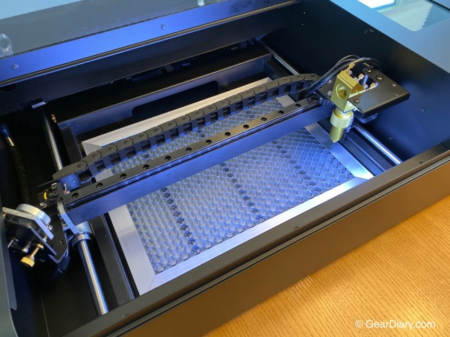 Flux Beamo Is a Powerful, Compact, and Affordable Laser Cutter