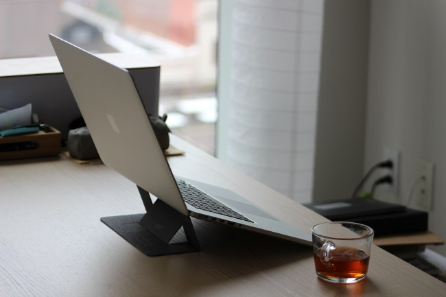 Moft's Stands Are a Truly Portable Way of Setting Your Devices Upright