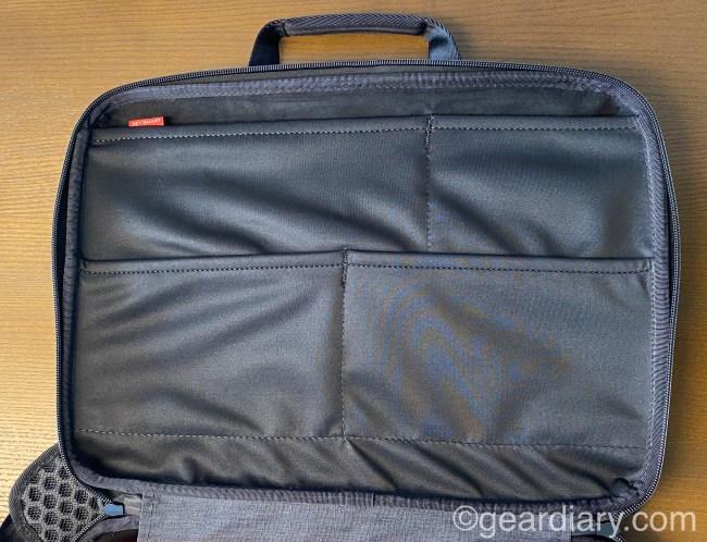 Keysmart Urban Portfolio Briefcase: The Ultra-Organized Slim Hard Shell Briefcase