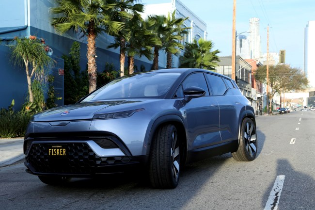 Fisker Ocean Rolls into the Battle for America's Favorite Electric SUV