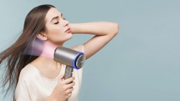 Make Your Hair Care As Smart As the Brain It Covers with the Tineco Moda One S Hairdryer