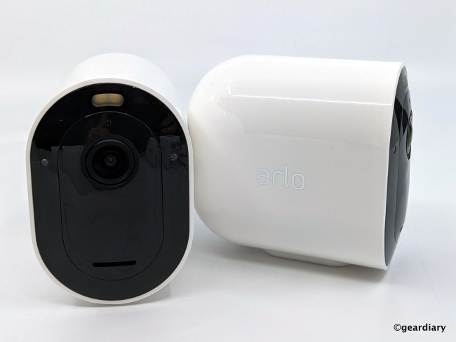 Arlo Pro 3 2K QHD Wire-Free Security 2-Camera System Review