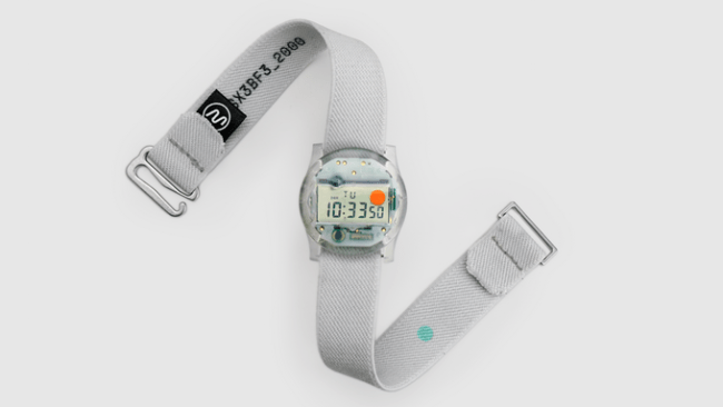 Solid State Watch Manages to Render the World's Most Useful Watch Utterly Useless