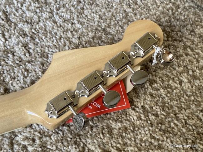 Fender Fullerton Series Ukuleles Bring a Rock 'n Roll Style to the Island Scene