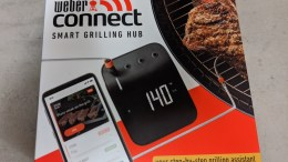 Weber Connect Smart Grilling Hub Makes Grills Smarter