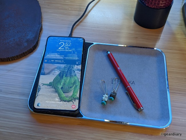 The Pitaka Air Tray Review: The Perfect Spot for Your Phone and Other Pocketable Items