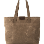 Waterfield Expands their Offers with the New Waterfield Outbound Canvas Tote