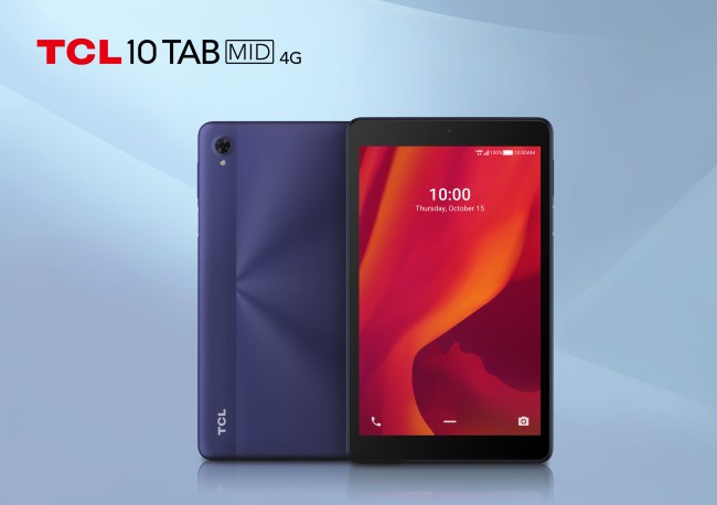 TCL Debuts New 10 Series Tablets, True Wireless Headphones, and a Smartwatch for Seniors