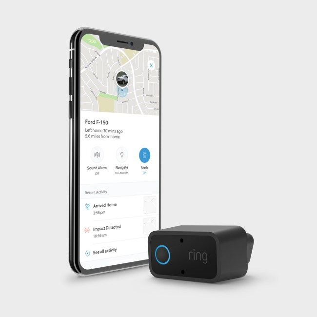 Ring Debuts Security Devices for Cars, an Autonomous Indoor Camera, and More