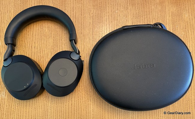 Jabra Evolve2 85 Headphones Are Perfect for the On-the-Go Professional