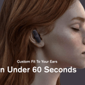Ultimate Ears Reinvents Wireless Earphones with UE FITS