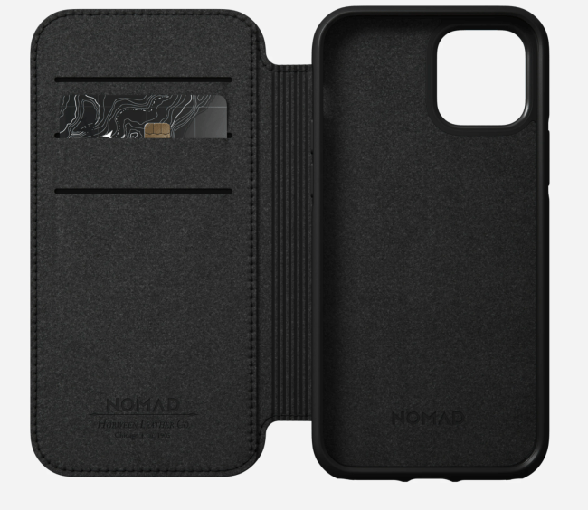 Leave Your Wallet Behind with the Nomad Rugged Folio for the iPhone 12