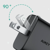 Keep Your New Gear Charged with Aukey's Line of Powerful Wall Adapters