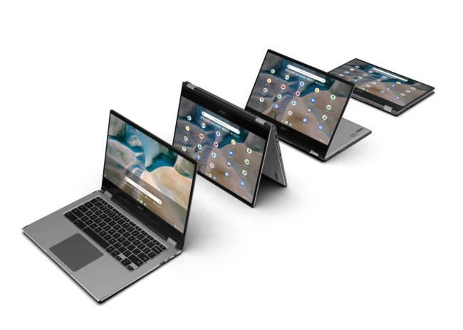 Acer Spin 514 Chromebook