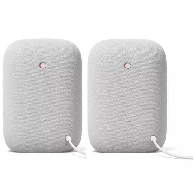Google Nest Audio Speaker 2 Pack