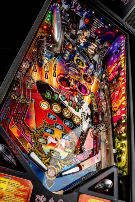 Stern Pinball Rocks Out with Led Zeppelin Pinball!