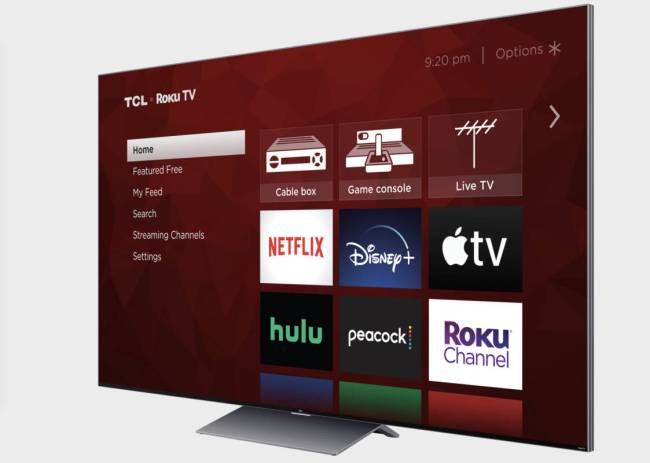 All TCL 6-Series Roku TVs Launched in 2021 Will Feature 8K Resolution