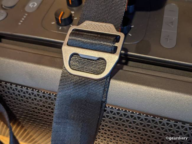 JBL PartyBox On-The-Go Strap with Bottle Opener