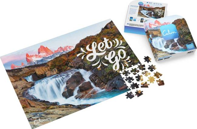 Calm Mindful Puzzles