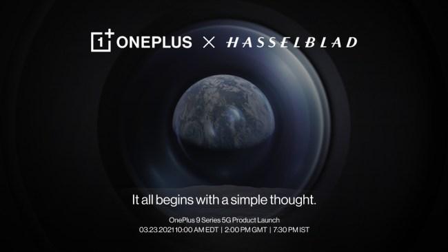 OnePlus x Hasselblad Partnership