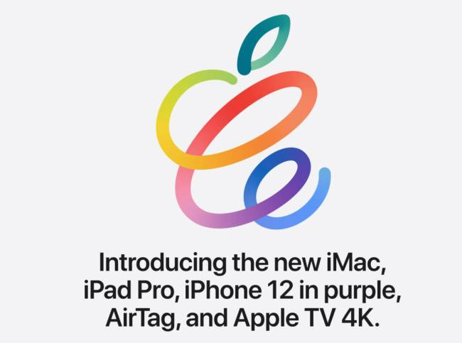 April 20th Apple Event