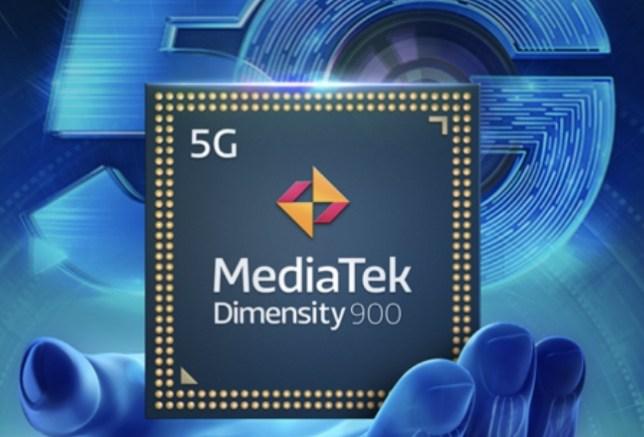 MediaTek Dimensity 900 5G SoC