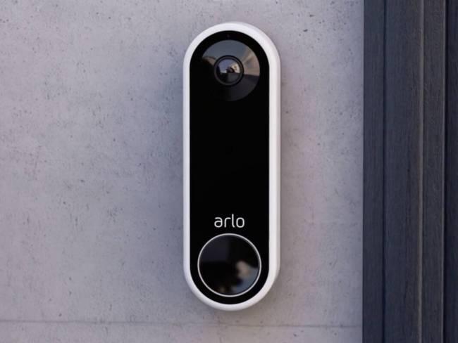 Arlo Essential Wireless Video Doorbell