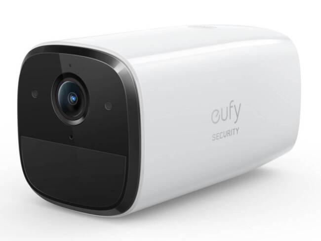 eufy Security SoloCam E20 (1080p resolution camera)
