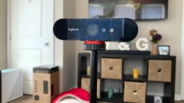 Logitech BRIO Ultra HD Pro Business Webcam Review & Giveaway: An Essential Work from Home Accessory