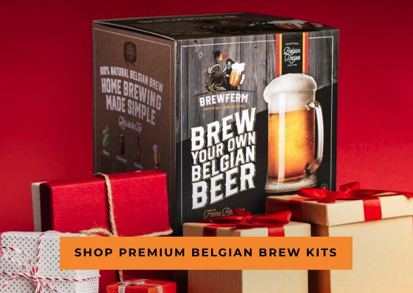 Brewferm Belgian Craft Brew Kits