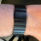 Nomad Titanium Band for Apple Watch