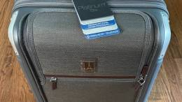 TravelPro PLATINUM ELITE Compact Business Plus Carry-On Review: Travel in Style with This Expandable Hardside Spinner