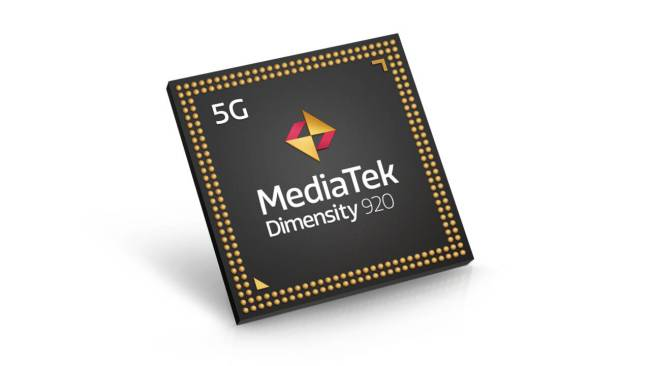 MediaTek Dimensity 920 chipset; it may not look like much, but it may be inside your next smartphone!