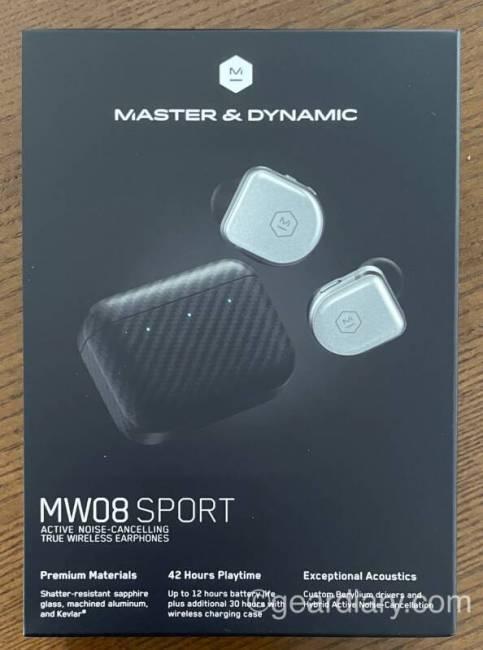 Master & Dynamic MW08 Sport